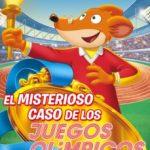 leer GS 47: EL MISTERIOSO CASO DE LOS JUEGOS OLIMPICOS gratis online