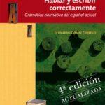 leer HABLAR Y ESCRIBIR CORRECTAMENTE TOMO II: GRAMATICA gratis online