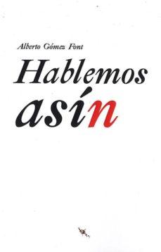 leer HABLEMOS ASIN gratis online