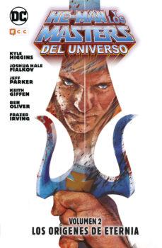 leer HE-MAN Y LOS MASTERS DEL UNIVERSO (VOL. 02) gratis online