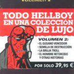 leer HELLBOY: EDICION INTEGRAL VOL. 2 (INCLUYE LUGARES EXTRAÃ'OS) gratis online