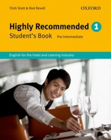 leer HIGHLY RECOMMENDED 1. STUDENTS BOOK: ENGLISH FOR THE HOTEL AND CATERING INDUSTRY gratis online