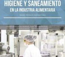leer HIGIENE Y SENEAMIENTO EN SECTOR ALIMENTARIO gratis online