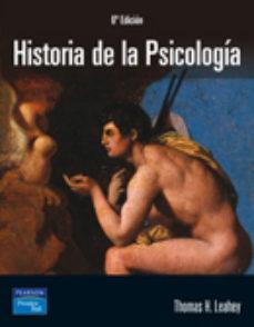 leer HISTORIA DE LA PSICOLOGIA gratis online