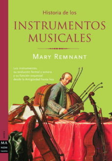 leer HISTORIA DE LOS INSTRUMENTOS MUSICALES gratis online