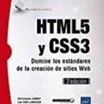 leer HTML5 Y CSS3: DOMINE LOS ESTANDARES DE LA CREACION DE SITIOS WEB gratis online