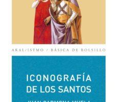 leer ICONOGRAFIA DE LOS SANTOS gratis online