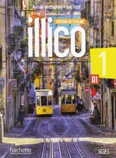 leer ILLICO 1 ALUMNO + DVDROM gratis online