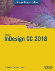 leer INDESIGN CC 2018 gratis online