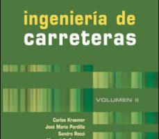 leer INGENIERIA DE CARRETERAS gratis online