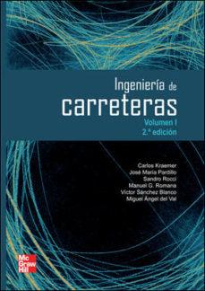 leer INGENIERIA DE CARRETERAS  2ª EDICION gratis online