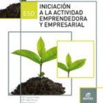 leer INICIACION A LA ACTIVIDAD EMPRENDEDORA Y EMPRESARIAL 3º ESO EDICION 2015 gratis online