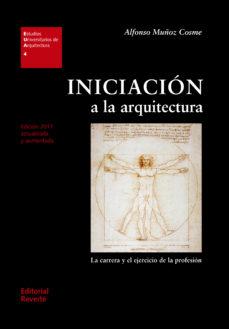 leer INICIACION A LA ARQUITECTURA (4ª ED.) gratis online