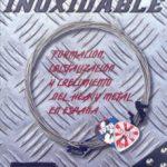 leer INOXIDABLE: HEAVY METAL EN ESPAÃ'A 1978-1985 gratis online