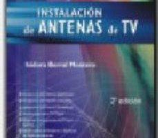 leer INSTALACION DE ANTENAS DE TV gratis online