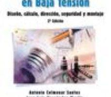 leer INSTALACIONES ELECTRICAS EN BAJA TENSION: DISEÑO