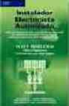 leer INSTALADOR ELECTRICISTA AUTORIZADO gratis online