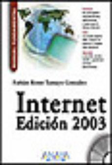 leer INTERNET. EDICION 2003 gratis online