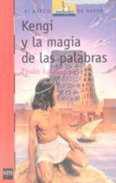 leer KENGI Y LA MAGIA DE LAS PALABRAS gratis online