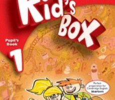 leer KID S BOX 1 FOR SPANISH SPEAKERS PUPIL S BOOK WITH MY HOME BOOKLET 2ND EDITION gratis online