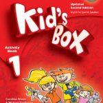 leer KID S BOX ESS 1 2ED UPDATED WB/CD ROM gratis online