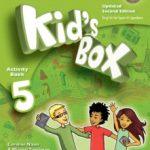leer KID S BOX ESS 5 2ED UPDATED WB/CD ROM/HM BOOKLET gratis online