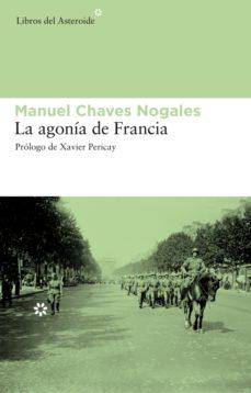 leer LA AGONIA DE FRANCIA gratis online