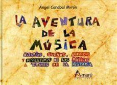 leer LA AVENTURA DE LA MUSICA gratis online