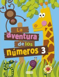 leer LA AVENTURA DE LOS NUMEROS 3 gratis online