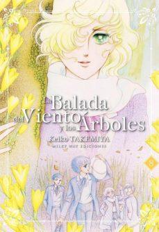 leer LA BALADA DEL VIENTO Y LOS ARBOLES (VOL. 8) gratis online