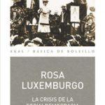 leer LA CRISIS DE LA SOCIALDEMOCRACIA gratis online