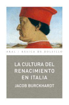 leer LA CULTURA DEL RENACIMIENTO EN ITALIA (2ª ED.) gratis online