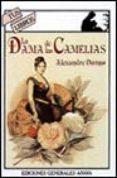 leer LA DAMA DE LAS CAMELIAS gratis online