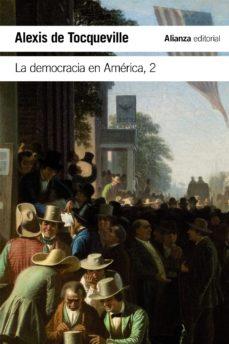 leer LA DEMOCRACIA EN AMERICA