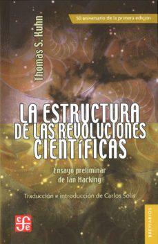leer LA ESTRUCTURA DE LAS REVOLUCIONES CIENTIFICAS gratis online