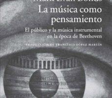 leer LA MUSICA COMO PENSAMIENTO gratis online