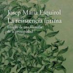 leer LA RESISTENCIA INTIMA gratis online