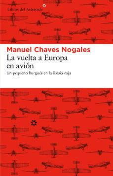 leer LA VUELTA A EUROPA EN AVION gratis online