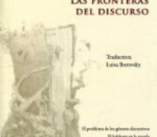 leer LAS FRONTERAS DEL DISCURSO gratis online
