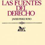 leer LAS FUENTES DEL DERECHO gratis online