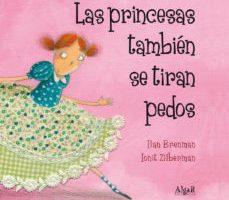 leer LAS PRINCESAS TAMBIEN SE TIRAN PEDOS gratis online