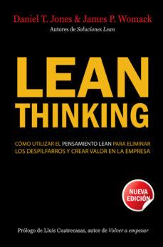 leer LEAN THINKING (NUEVA EDICION) gratis online