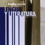 leer LENGUA Y LITERATURA:PRUEBA ACCESO CICLO FORMATIVO GRADO SUPERIOR gratis online