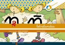 leer LETRILANDIA ESCRITURA ESPIRAL PAUTA MONTESSORI 2 gratis online