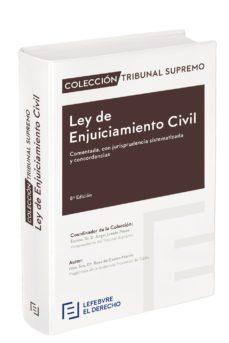 leer LEY DE ENJUICIAMIENTO CIVIL COMENTADA 8ª EDICION gratis online