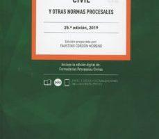 leer LEY DE ENJUICIAMIENTO CIVIL Y OTRAS NORMAS PROCESALES gratis online