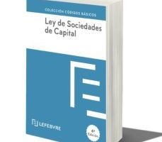 leer LEY DE SOCIEDADES DE CAPITAL 4ª EDICION gratis online