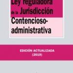 leer LEY REGULADORA DE LA JURISDICCION CONTENCIOSO-ADMINISTRATIVA gratis online