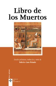 leer LIBRO DE LOS MUERTOS gratis online