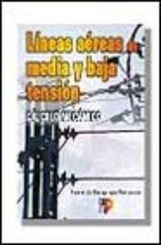 leer LINEAS AEREAS DE MEDIA Y BAJA TENSION gratis online
